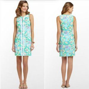 Lilly Pulitzer Ginny turtle dress Moving Slowly